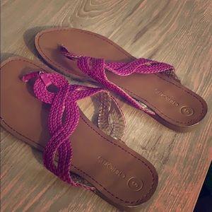 5b80aabaa Size 5 Cute Cherokee Sandals
